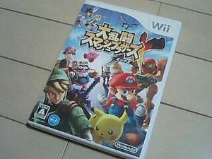 即決・送料無料・Wii・大乱闘スマッシュブラザーズ