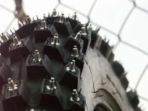 * ultimate stud nails the best grip studded snow tire ###4