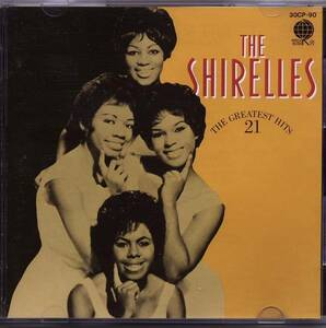 The Shirelles /21 Greatest Hits (1987) (CD)