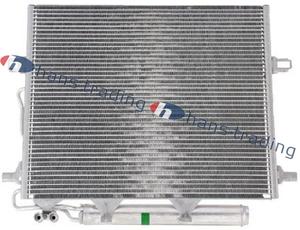 ベンツ W211 W219 エアコンコンデンサー HELLA BEHR製 純正OEM 新品 211-500-1154 コンデンサ ACコンデンサー S211 C219