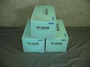 *NEC матричный принтер для красящая лента EF1620B PR201/87LA и т.п. соответствует * не использовался нераспечатанный товар 18 шт. комплект *