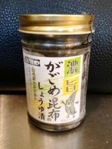 美容と健康に!函館産のねばる昆布 「がごめ昆布醤油漬」 意外な旨さに驚きですヨ!(税込)