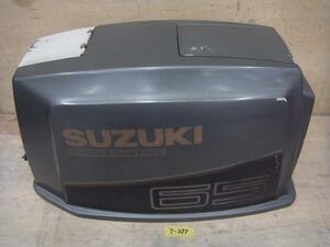 7-277   SUZUKI   suzuki  Suzuki     2-х тактный    65 л.с.  Подвесной лодочный мотор  использование      Топ капот / двигатель  капот