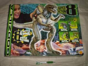 特大 激安 GODZILLA BATTLE ACTION8 ゴジラ フィギュア 恐竜 人形 新品 特撮 コレクション figure doll 雑貨 レア 海外キャラ ビンテージ