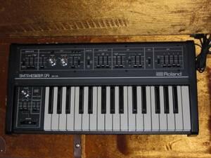 ローランド Roland SH-09 極上美品! アナログシンセサイザー 新同 デッドストック! 激レア Analog Synthesizer 名機 SH-1と殆ど同スペック!