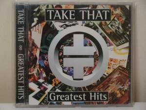 CD TAKE THAT greatest hits BEST