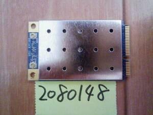 PC-WT70T付属MiniPCIExpress無線LAN AR5BXB61動作未確認(2080148