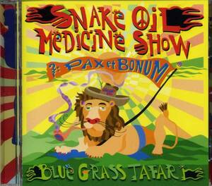 ◆Snake Oil Medicine Show 「Blue grass tafari」Andy Pondの商品画像