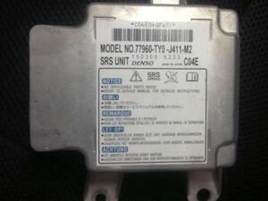 ホンダN BOX (JF1)エアバッグコンピューター77960-TYO-J411-M2