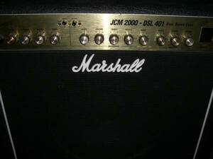 マーシャル 真空管 ギターアンプ Marshall DSL401 JCM2000 英国製 オールチューブ 超美品! 極上サウンド 超名機! VINTAGE AMP ヴィンテージ