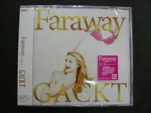 新品 GACKT Farway~星に願いを~