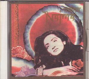 ナジマ NAJMA CD/ナイナー 1989年 2作目 インド系 80年代 日本盤 廃盤