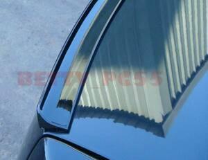 最上級品質▲LEXUS GSV40 艶消し黒 リアトランクスポイラー PVC材質 (2006-2010) 素地 汎用 在庫有 レクサス