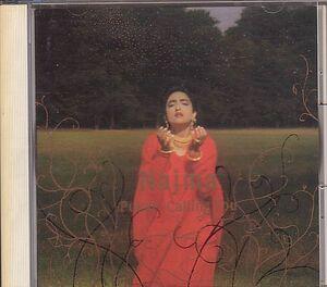 ナジマ Najma CD/プカール Calling You 1991年 3作目 インド系 日本盤 廃盤