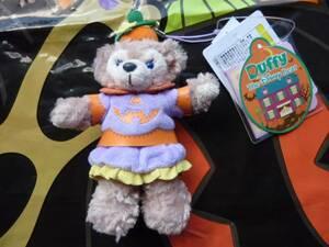 即決♪新品未使用♪東京ディズニーシー 9周年記念 ハロウィン 2010 シェリーメイ ぬいぐるみ携帯ストラップ ハロウィーン♪TDS ダッフィー