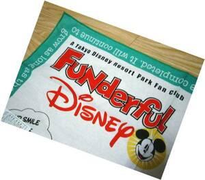 ◆ 非売品 東京ディズニーランド シー ランチクロス 未使用