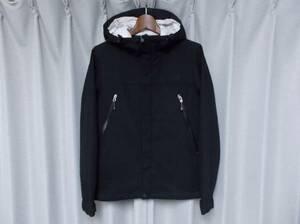 ◆ノースフェイス パープルレーベル × ナナミカ ウインドストッパー ジャケット M 黒 THE NORTH FACE PURPLE LABEL nanamica WINDSTOPPER