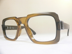 VIENNALINE ROYAL ビンテージ 眼鏡 フレーム 極太 スクエア
