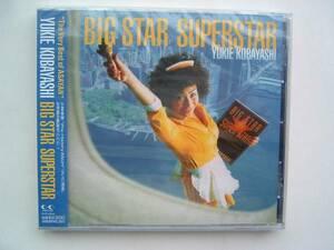 小林幸恵(YUKIE KOBAYASHI) /未開封CD/「BIG STAR SUPERSTAR」未開封CD