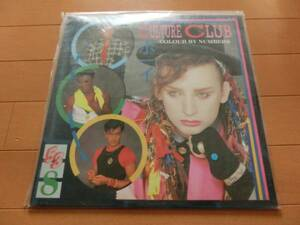 ☆★LP/CULTURE CLUB/COLOUR BY NUMBERS★☆
