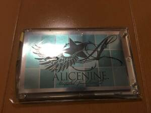 unused goods *Alice nine/A9/ Alice na in * card light