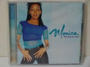 CD MONICA the boy is mine