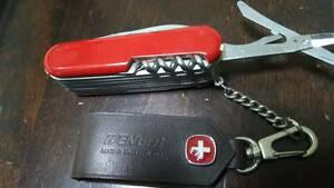 スイス製アーミーナイフ,WENGER,送料無料