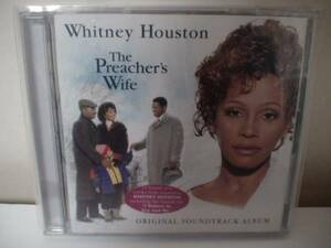 CD The Preacher's Wife whitney houston (サントラ)