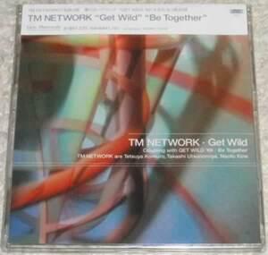 TM NETWORK / Get Wild 未開封