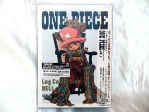 【avex/エイベックス】ワンピース ログコレクション ONE PIECE Log Collection 「BELL」★初回版・封入特典付★DVD★新品・未開封★