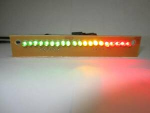 green yellow red color LED20 piece display digital tachometer 0.5,1,2,3,4,5,6,8P/R for