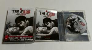 トゥルーブラッドDVDコンプリートBOX「True Blood 2シーズン」アンナ・パキン.スティーヴン・モイヤー.アレクサンダー・スカルスガルド