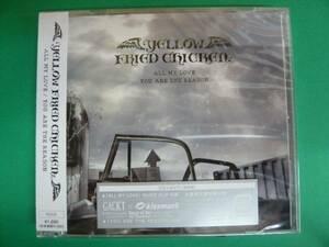 新品 YELLOW FRIED CHICKEN/ALL MY LOVE 初回限定盤CD+DVD
