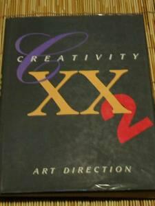 ★USED書籍『CREATIVITY XX2 ART DIRECTION』送料無料