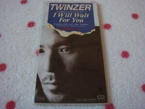 TWINZERёI Will Wait For You♪Let's stay together シングルCD