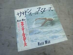 Qf471 サザンオールスターズ NUDE MAN レコード LP アナログ盤
