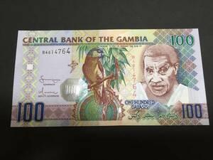★ガンビア 100