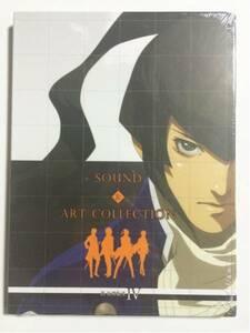 3DS 真・女神転生Ⅳ サウンド&アートコレクション 特典 CD 新品