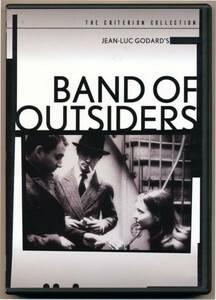 中古DVD ジャン=リュック・ゴダール はなればなれに Band Of Outsiders クライテリオン 特典映像多数