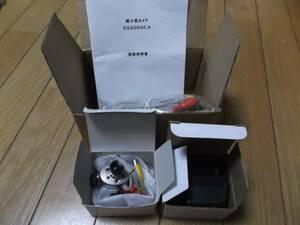 即決 未使用品 超小型カメラ ss2000cs