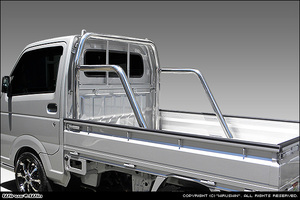 for light truck 60φ very thick stainless steel roll bar ( bending . type )