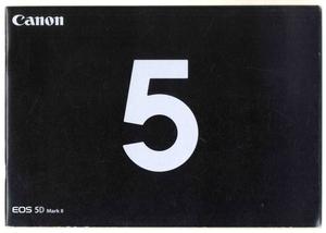 [d0816]10.4 Canon EOS 5D MarkⅡ catalog