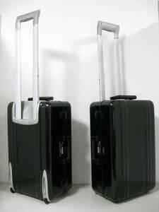 Новые запасы США нулевой Гарри Бертон алюминиевый багажник ZR21T BKTSA черный