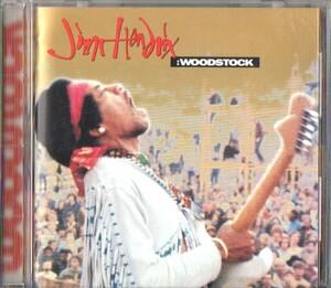 ◆中古 ジミ・ヘンドリックス JIMI HENDRIX /ウッドストック