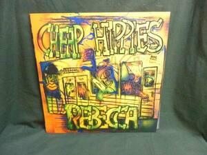 レベッカREBECCA/CHEAP HIPPIESチープ・ヒッピーズ●12inch