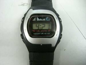 送料無料 TIME SPARK 男性用腕時計 デジタル