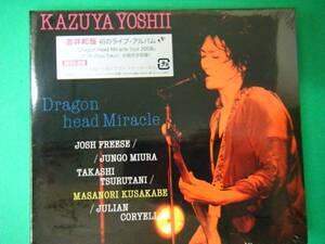 新品!吉井和哉/Dragon head Miracle(初回生産盤)