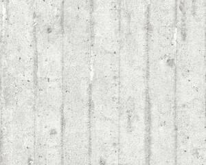 輸入壁紙 ドイツ アンティーク A.S Creation シャビー ヴィンテージ インダストリアル 工業系 コンクリート ホワイト 白