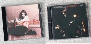 ◆CD◆ Vanessa Paradis ヴァネッサ・パラディ CD2枚セット(輸入盤) ◆