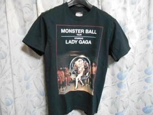 激レア 正規品 レディーガガ 2010年 ツアー Tシャツ